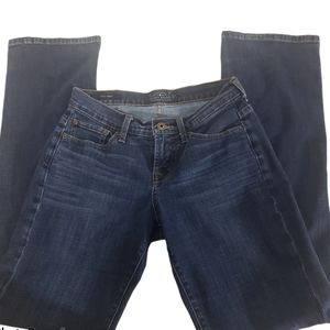 LUCKY BRAND EASYRIDER BLUE JEANS SIZE 25L